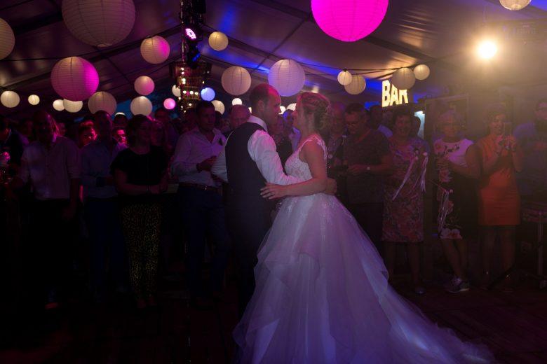 bruiloft 50